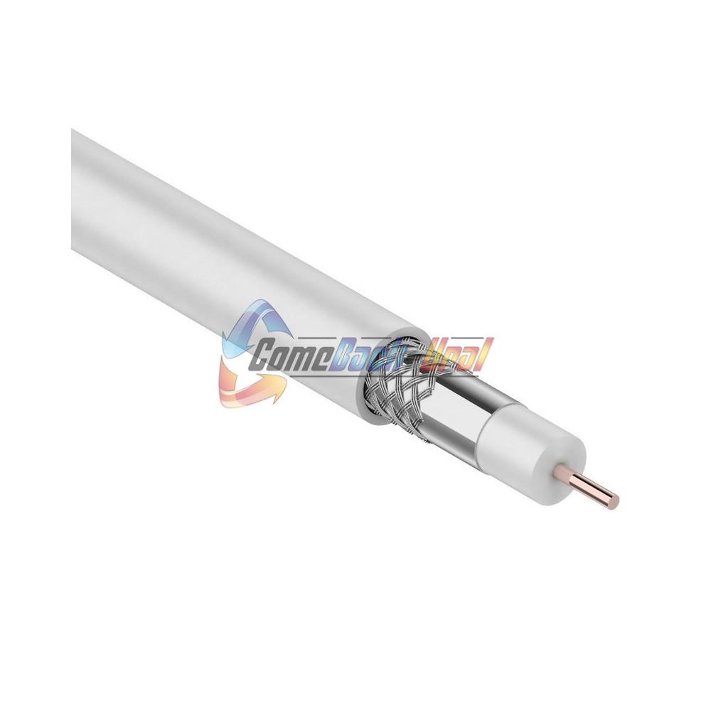 Кабель RG-59U, CCS/Al/Al (48%), 75 Ом, 100м. PROCONNECT