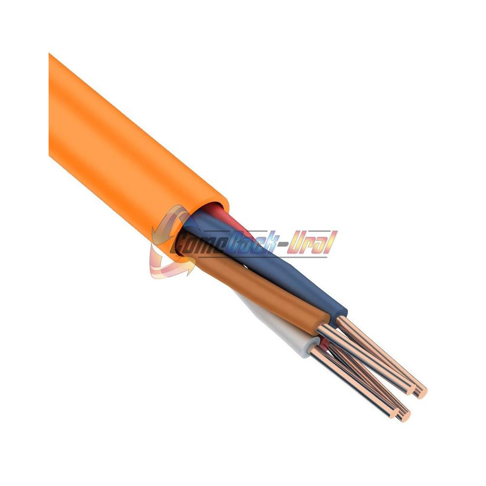 Кабель КПСнг(А)-FRLS 2x2x2,50мм², 200м, REXANT