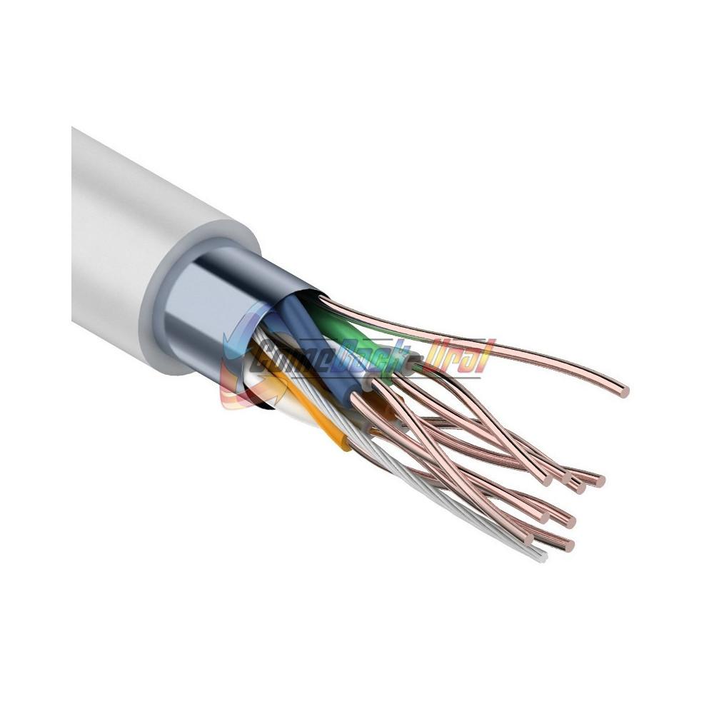 Кабель FTP 4PR 26AWG CAT5e 305м CCA PROCONNECT LIGHT