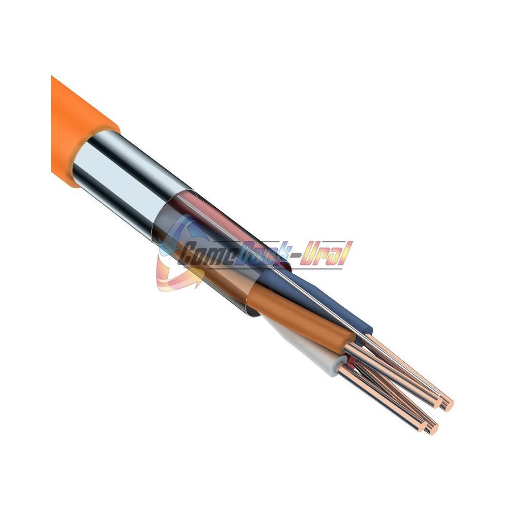 Кабель КПСЭнг(А)-FRLS 2x2x1,00мм², 200м, REXANT