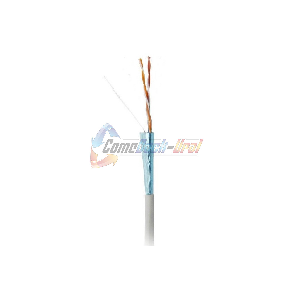 Кабель FTP 2PR 2х2х24AWG CAT5e 305м Cu Indoor (PVC) Skynet Light