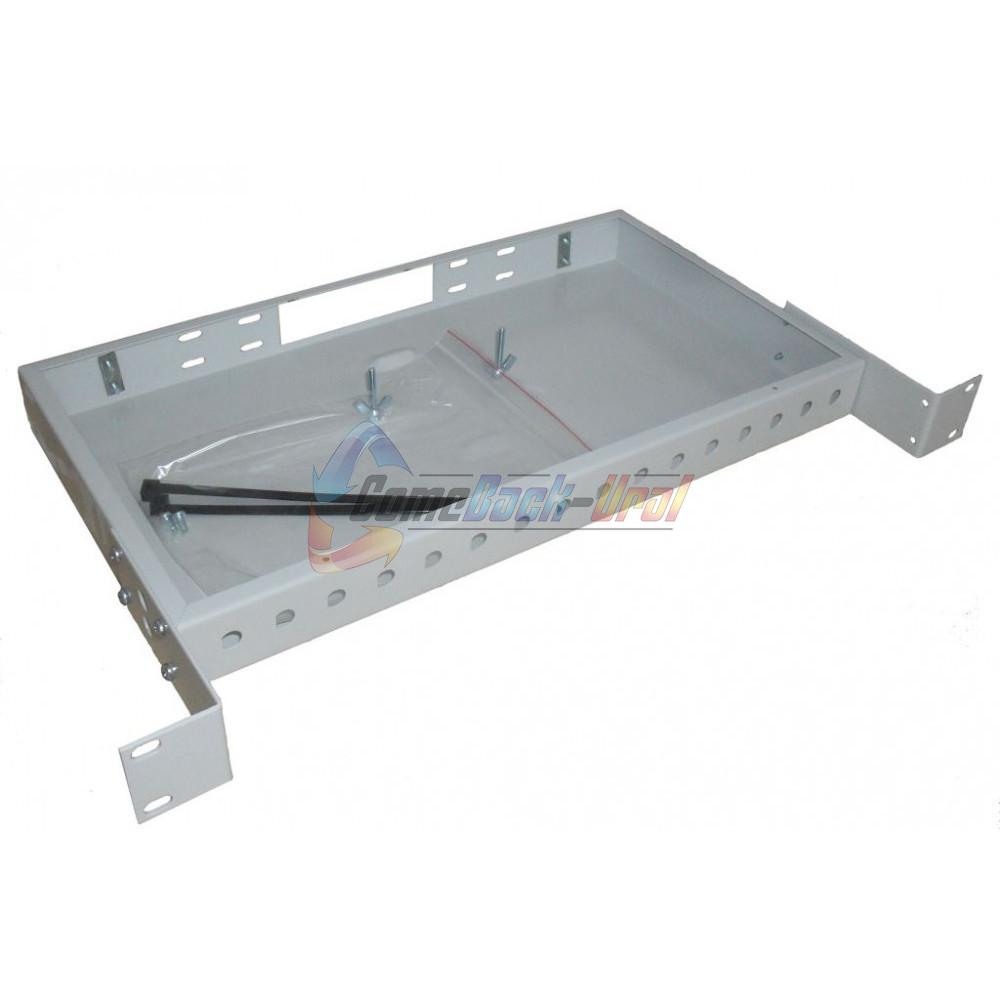 Шкаф ШКО-С-1U-16FC (сплошная панель)