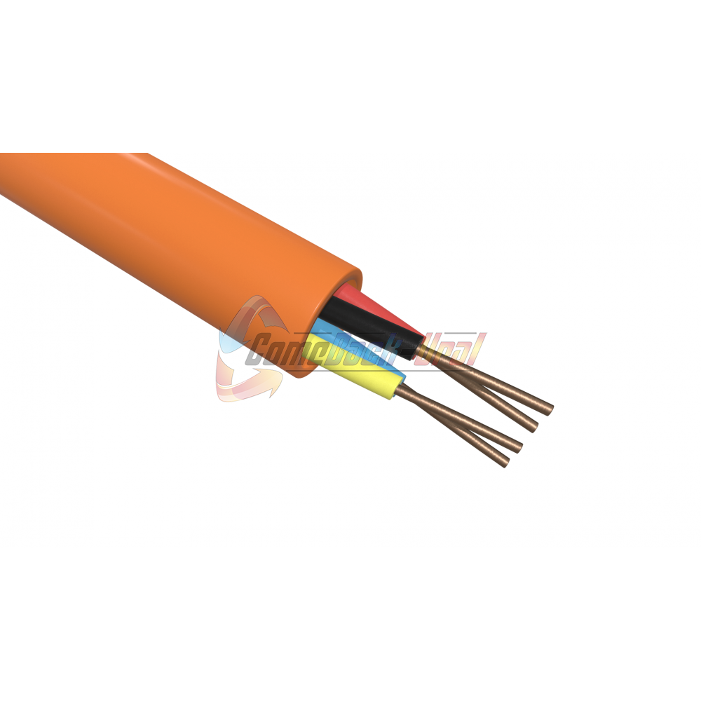 Кабель КПСнг(А)-FRLS 2x2x0,35мм², 200м