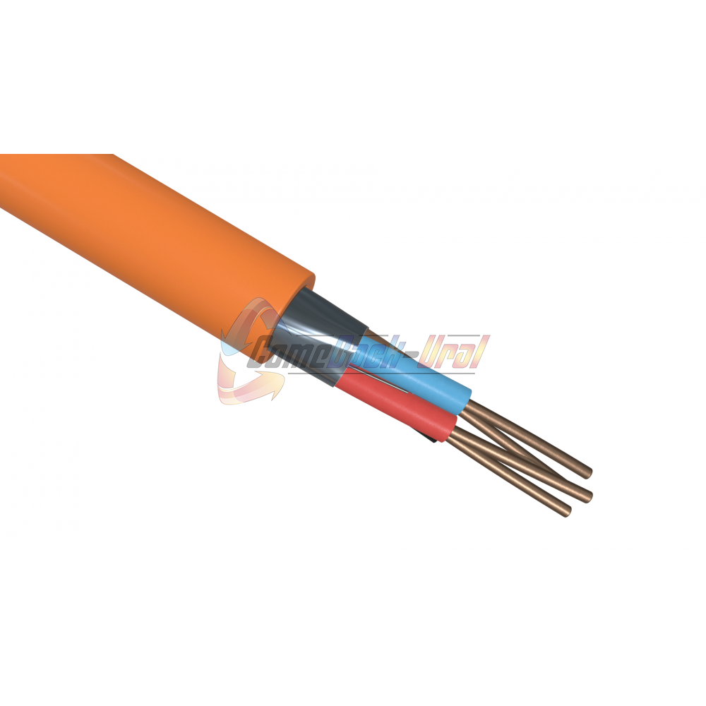 Кабель КПСЭнг(А)-FRHF 2x2x0,75мм², 200м