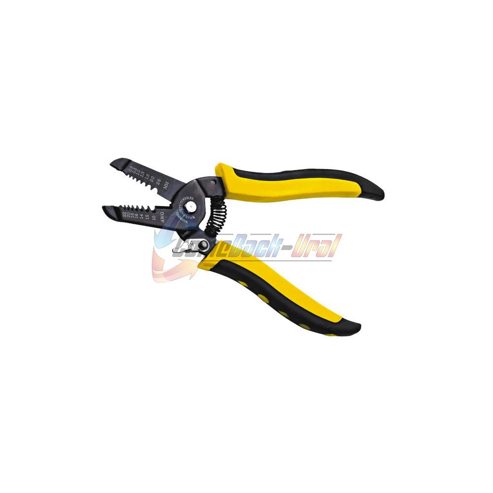Инструмент для зачистки кабеля 0.25 - 0.65 мм2 (HT-1043) (HS-1043)
