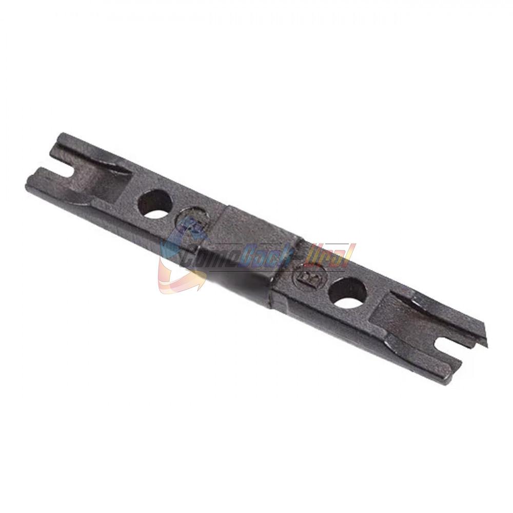 Кросс-нож для заделки и обрезки витой пары 110 (TL-324B) REXANT
