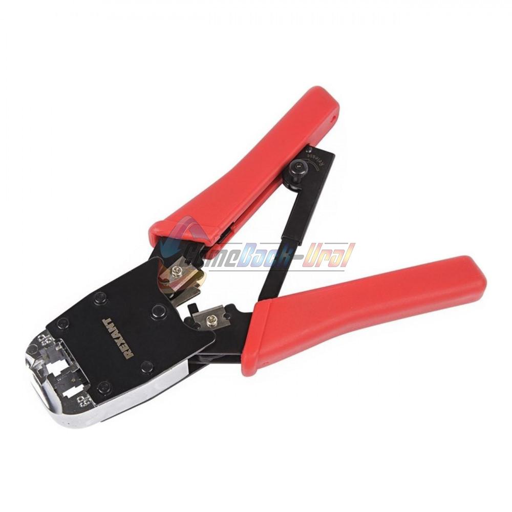 Кримпер для обжима 8P8C / 6P4C (HT-500R) (TL-500R) REXANT