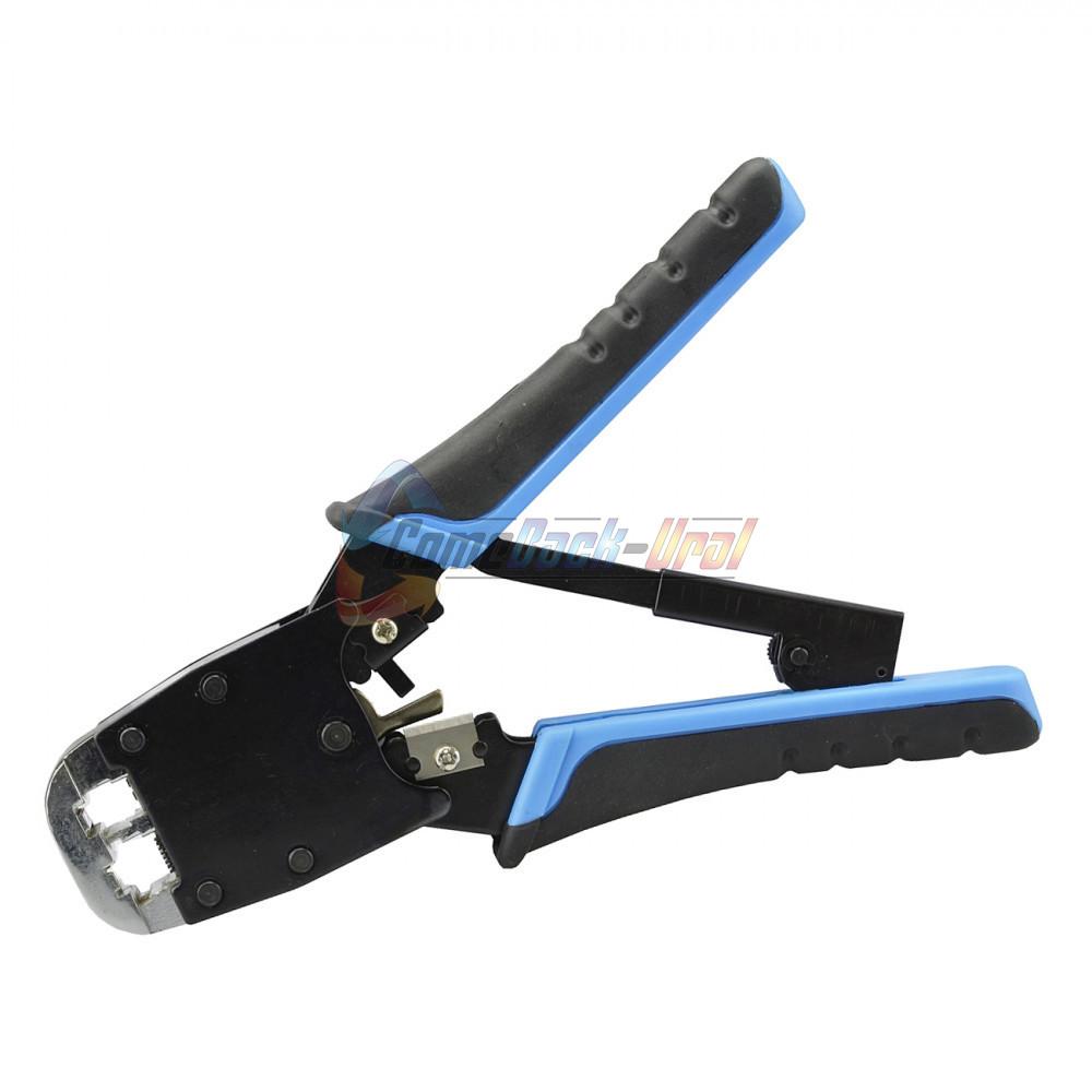 Кримпер для обжима 8P8C / 6P6C / 4P4C (HT-568R) (HY-N5684R)