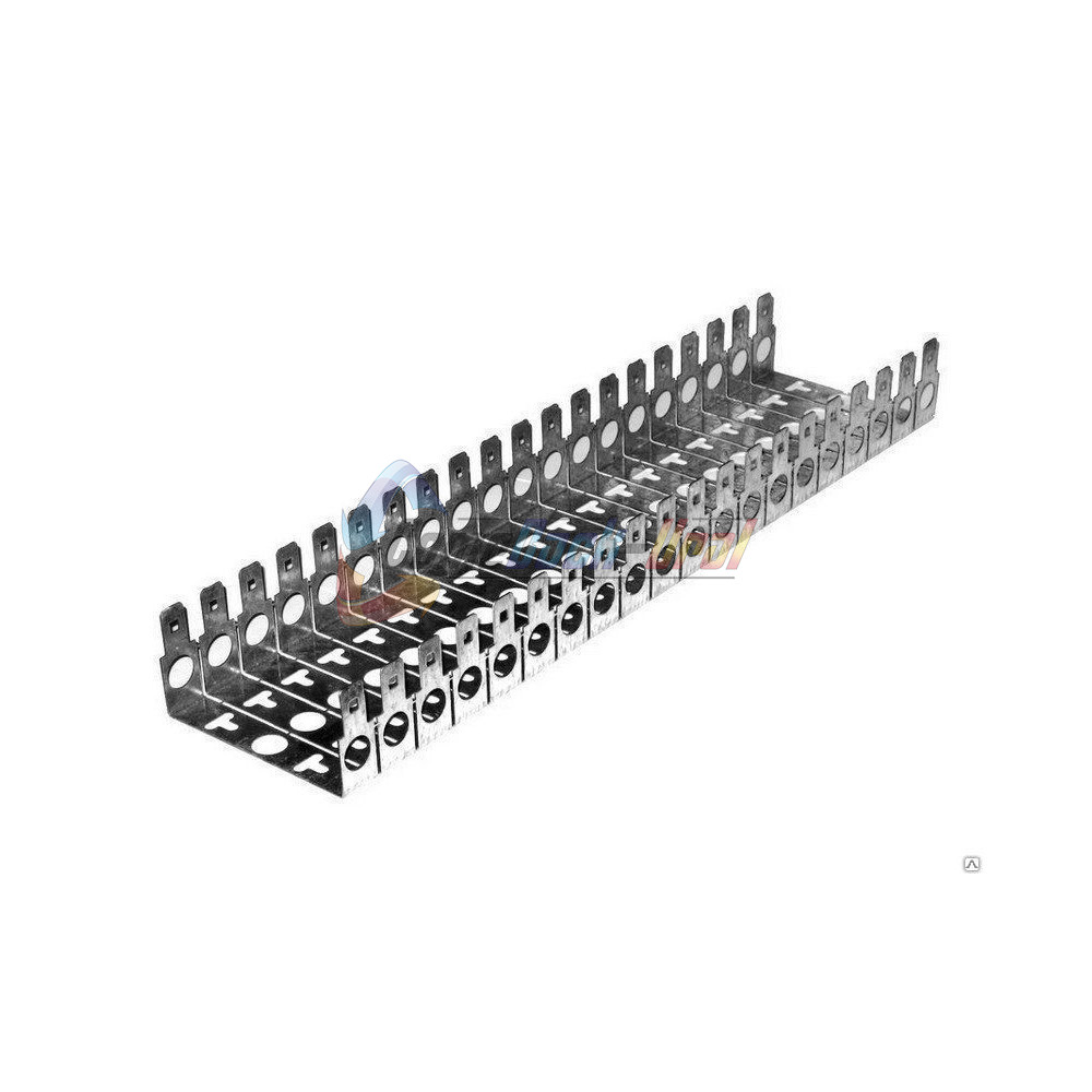 Хомут монтажный под 20 плинтов (отламывающийся) REXANT