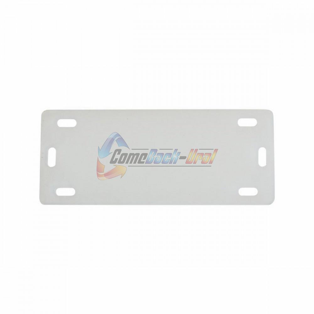 Бирка кабельная «Домик прямоугольный» белая (100 шт. /уп. ) REXANT