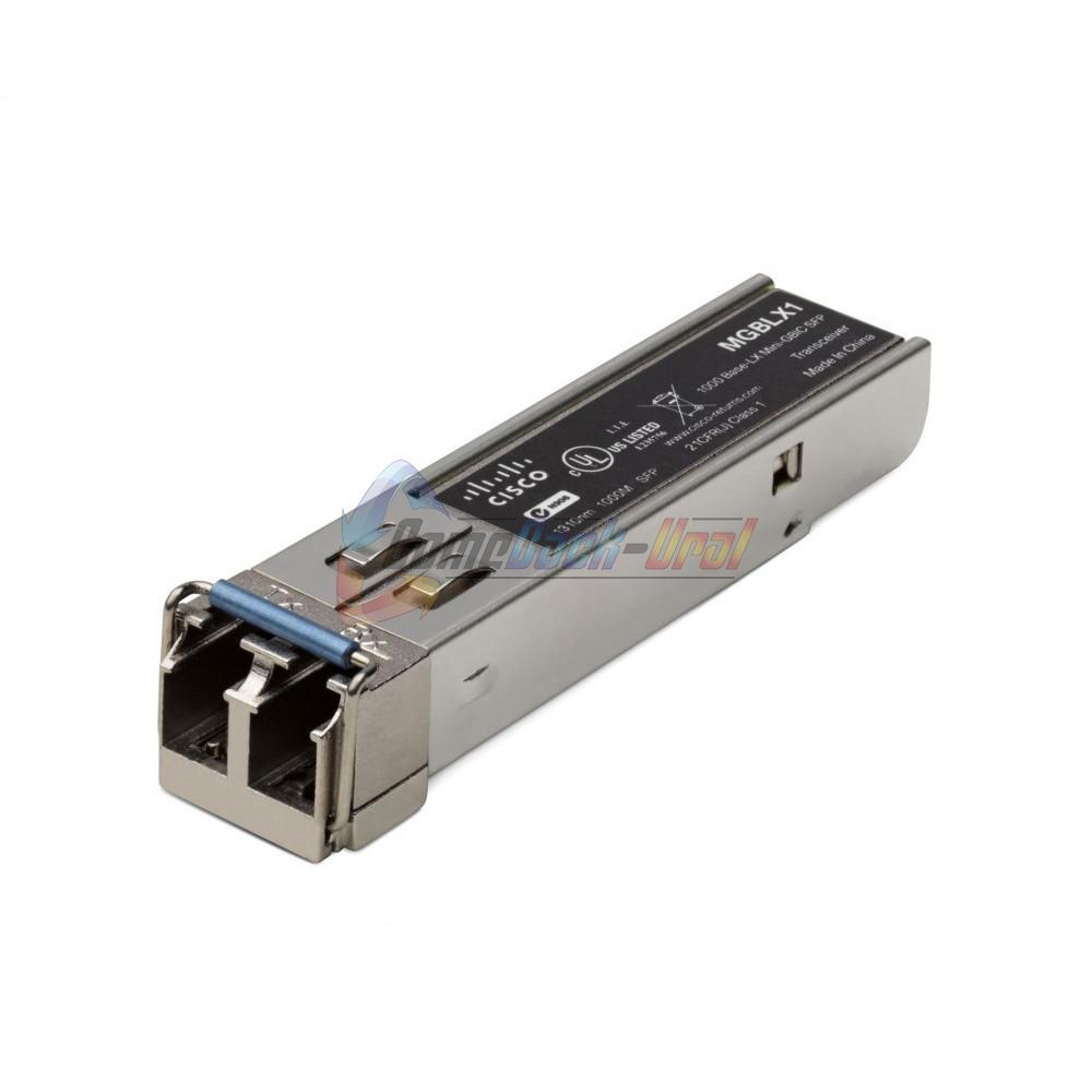 MGBLX1 Трансивер Gigabit Ethernet LX Mini-GBIC SFP Transceiver, LC-разъем