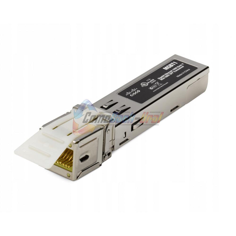 MGBT1 Модуль Gigabit Ethernet 1000 Base-T Mini-GBIC SFP Transceiver