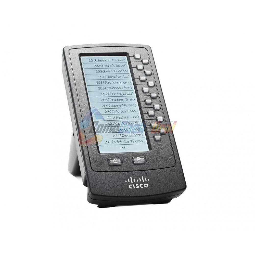 SPA500DS Консоль Digital Attendant Console for Cisco SPA500 Family Phones