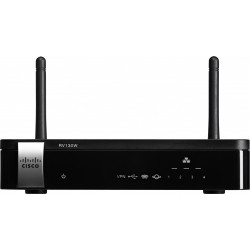RV130W-WB-E-K8-RU Беспроводной маршрутизатор Cisco RV130W Wireless-N Multifunction VPN Router with Web Filtering